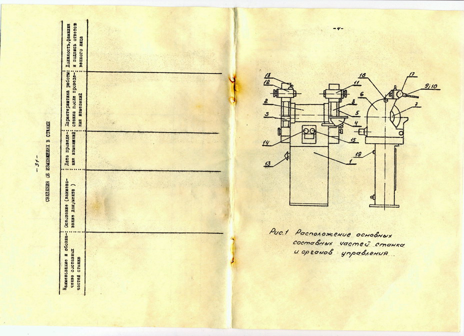 Схема электрическая шлифовального станка фото 137
