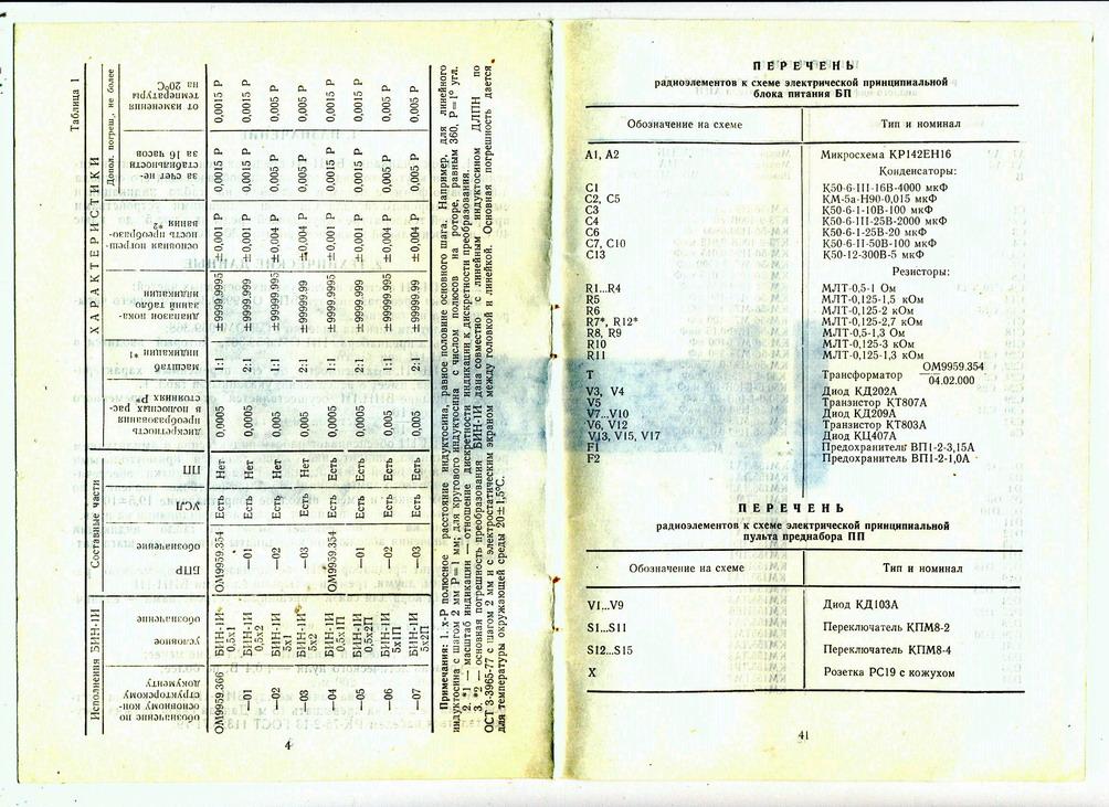 Паспорт, Техническое Описание И Инструкция По Эксплуатации