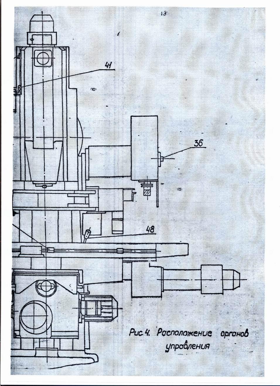 гидравлическая схема станка чпу